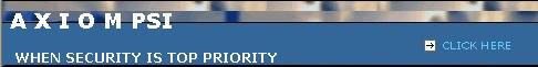 Axiom PSI Ad Banner